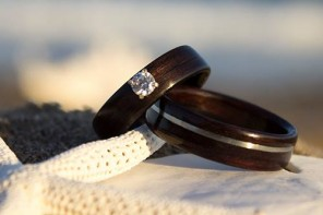 Wooden Accessories and Rings