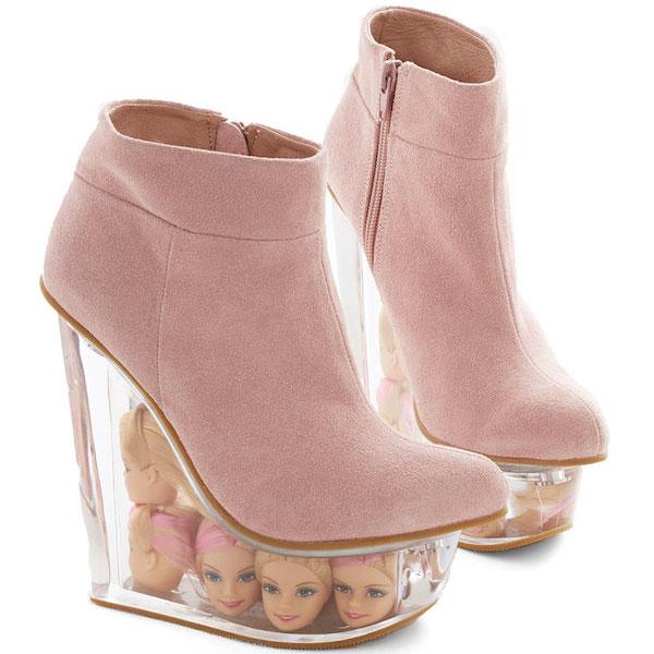 Top 6 weirdest shoe design -