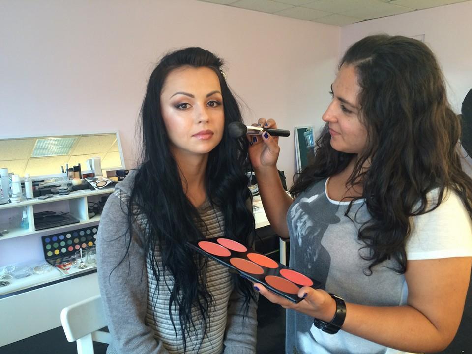 Makeup Cl Nyc Nina Mua