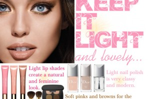 How to create a natural look