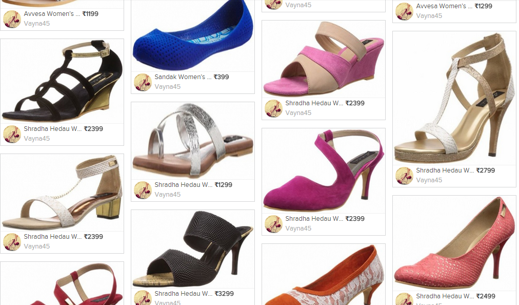 Shoelicious - Buy Women Shoes Online -