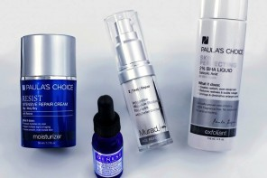 Determine your skin type with Paula's Choice