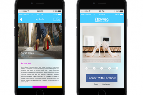 Skwag marketplace app dedicated to showing off and swapping shoes