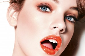 Get naturally plump lips with the lip exercise
