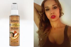 Review Gold22 haircare argan shea butter oil