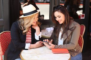 Interview with Kim and Courtney founders of Spiritual Socialites