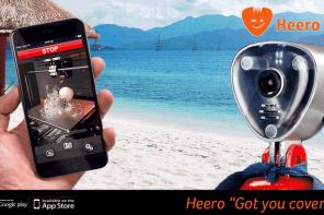 Support Guzu Inventions, HEERO on Kickstarter