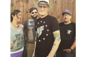 Graig Markel performs with his band at Seattle's Barboza