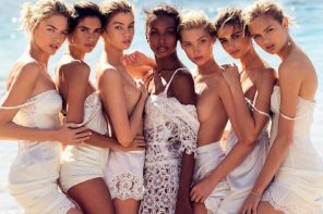How fashion models get their unique look