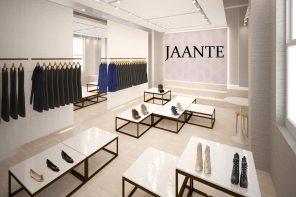 Interview with JAANTE Swiss creative fashion showroom in Zurich