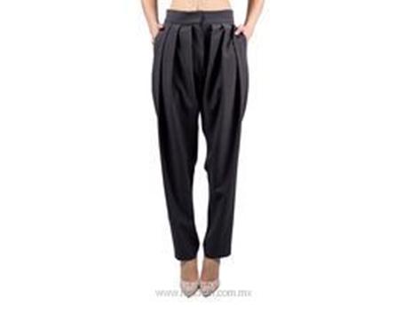 draped trouser