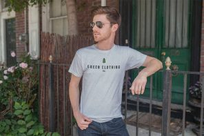 Interview with Nick founder of Green Clothing Co.