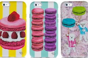 Must-Have Designer iPhone Cases of 2017. Hint: It's all about French Pastries