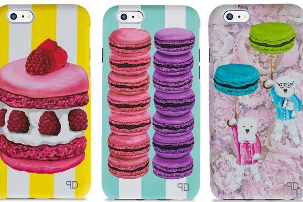 iPhone cases, design