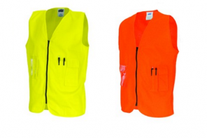 Buy High Vests Online in Sydney from Printed Workwear